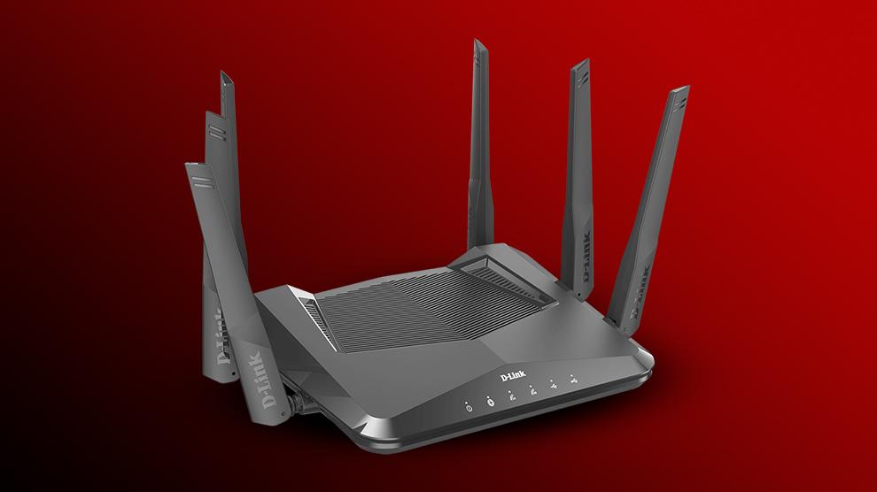 D-link exo ax5400 é um ótimo roteador inteligente com wi-fi 6
