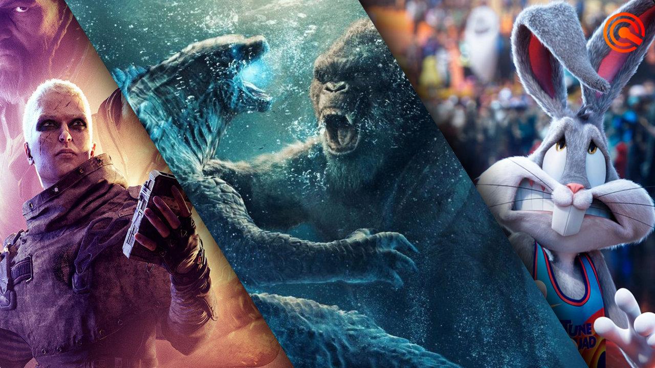 Showmecast #33: game com problema, filme de monstros e novos trailers. No 33º episódio do showmecast comentamos sobre os problemas com outriders, o filme do jaré vs. Mamaco, e os novos trailers que foram lançados