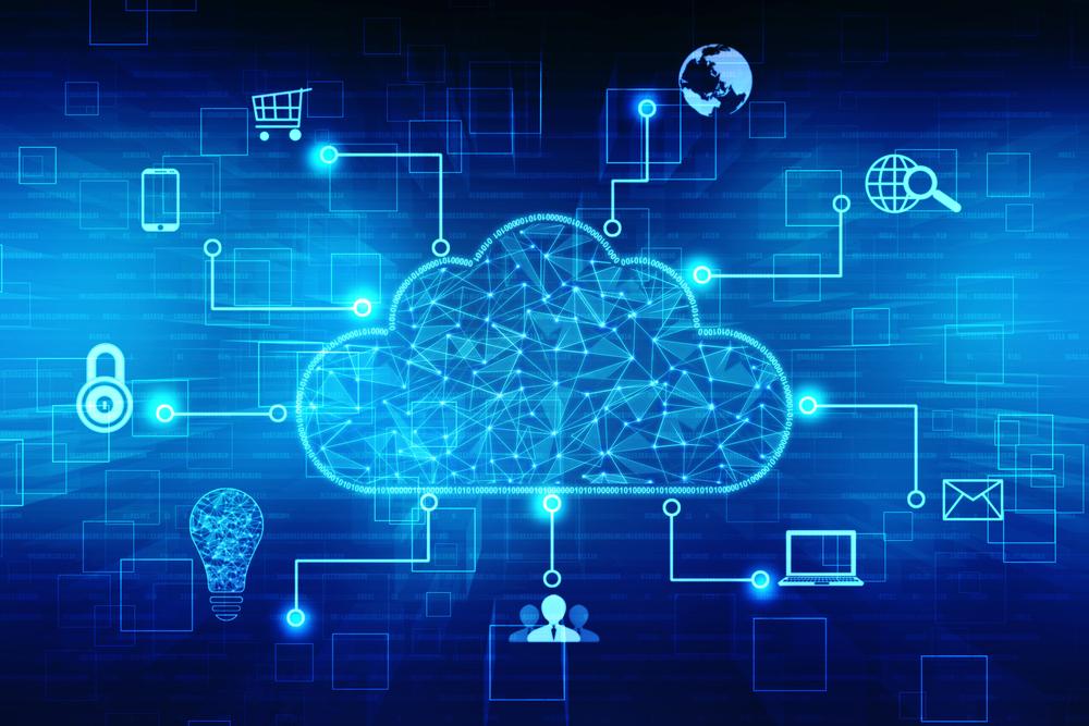 Imagem representando sistemas e teorias da informação.