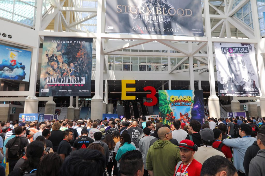 E3 2021 não terá público, mas será um evento digital