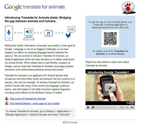 As melhores brincadeiras de 1º de abril do google. Separamos algumas das brincadeiras de 1º de abril mais legais do google para você matar a saudade