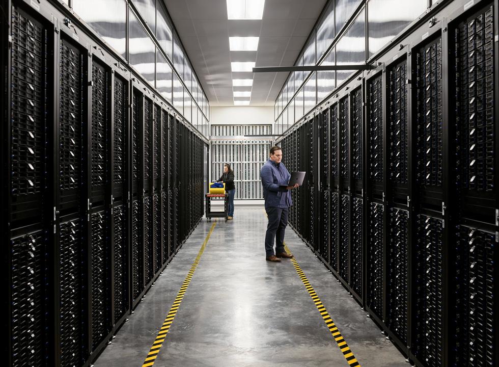 Desde 2014, todos os centros de dados da apple contam com 100% de energia renovável