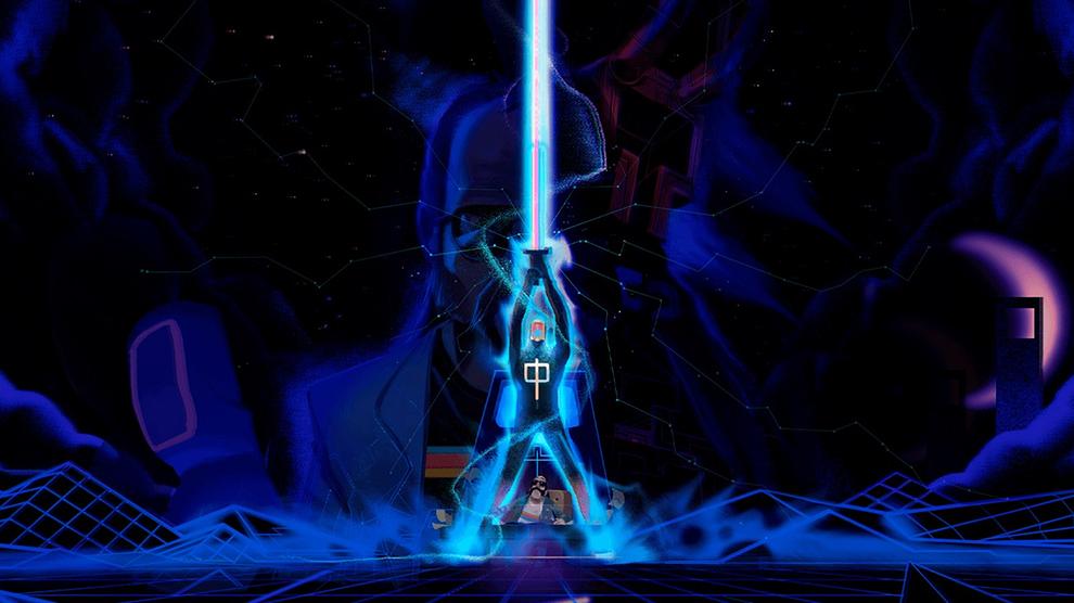 Review: narita boy, um game comovente lotado de referências oitentistas. Uma injeção de synthwave na testa: um breve resumo do que senti jogando narita boy, jogo de plataforma lançado no fim de março
