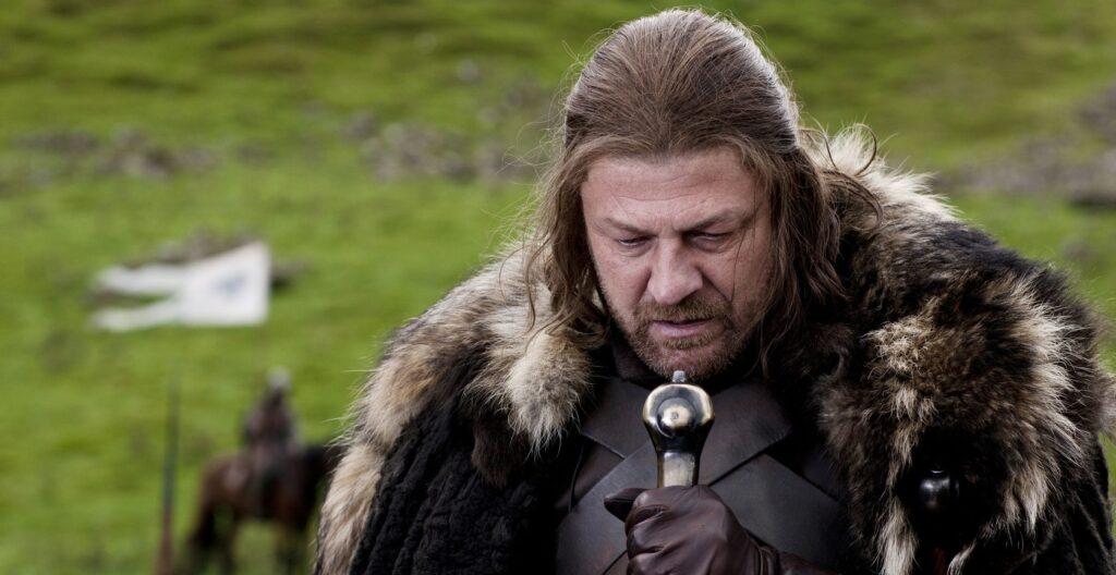 Nos 10 anos de game of thrones relembramos o icônico eddard stark