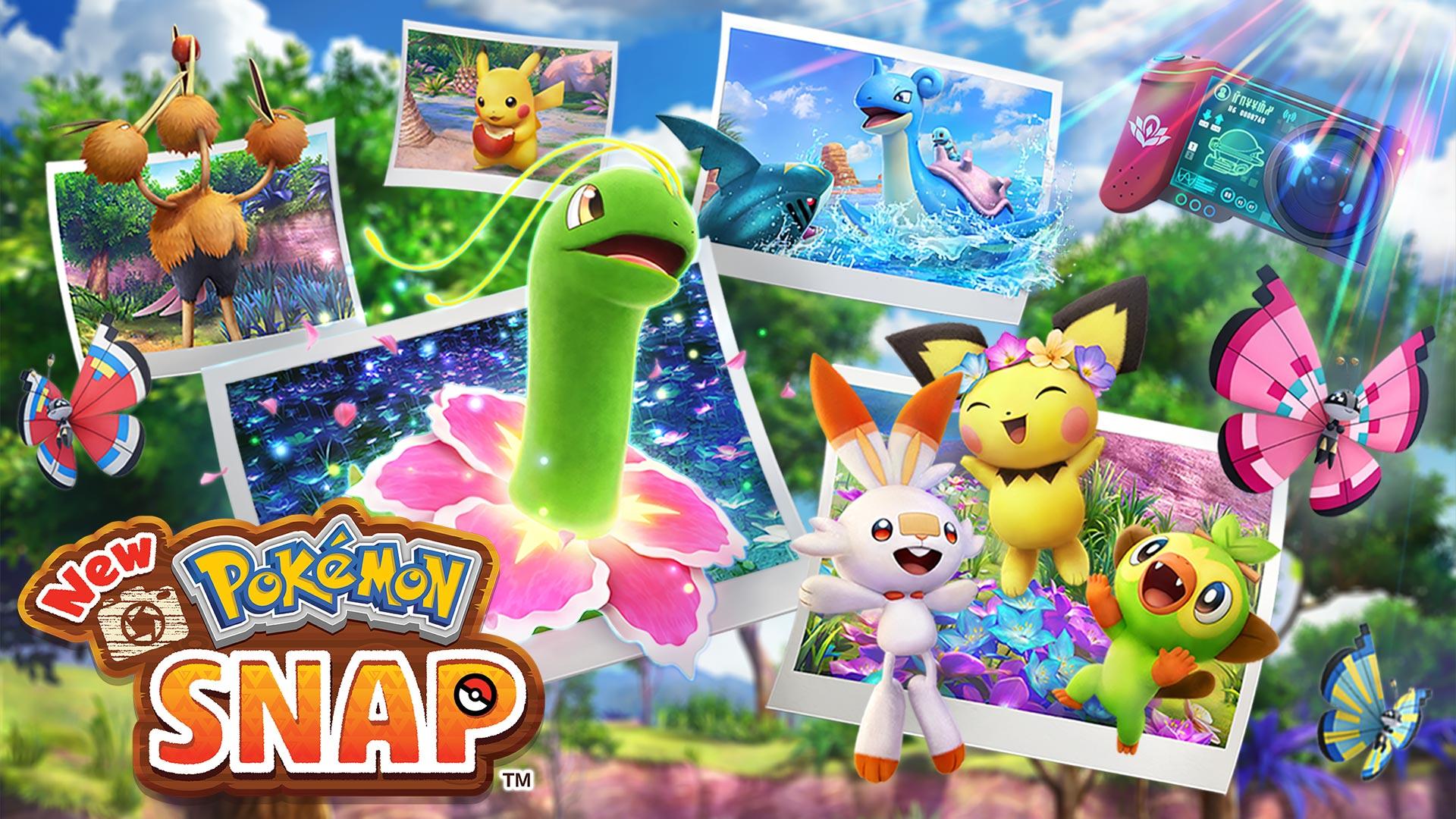Review: new pokémon snap, a foto mais bela da franquia. New pokémon snap te leva para a região de lental em busca das melhores fotos de uma série de diferentes pokémon