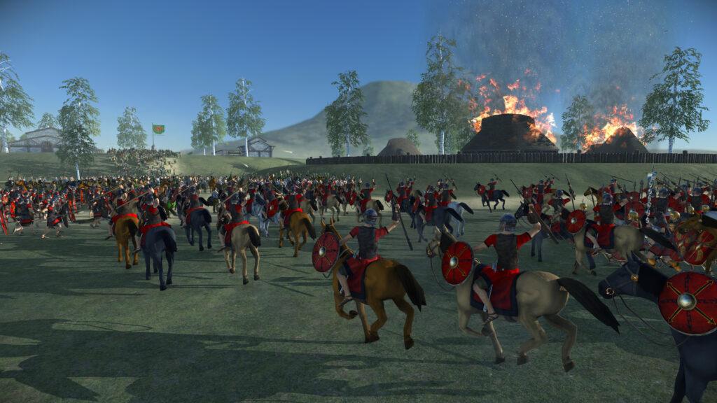 Review: rome total war remastered é uma nostalgica, porém atual, aventura na antiguidade. Rome total war remastered traz um dos melhores títulos da série total war para o mundo moderno dos jogos, com gráficos incríveis e ótima jogabilidade.