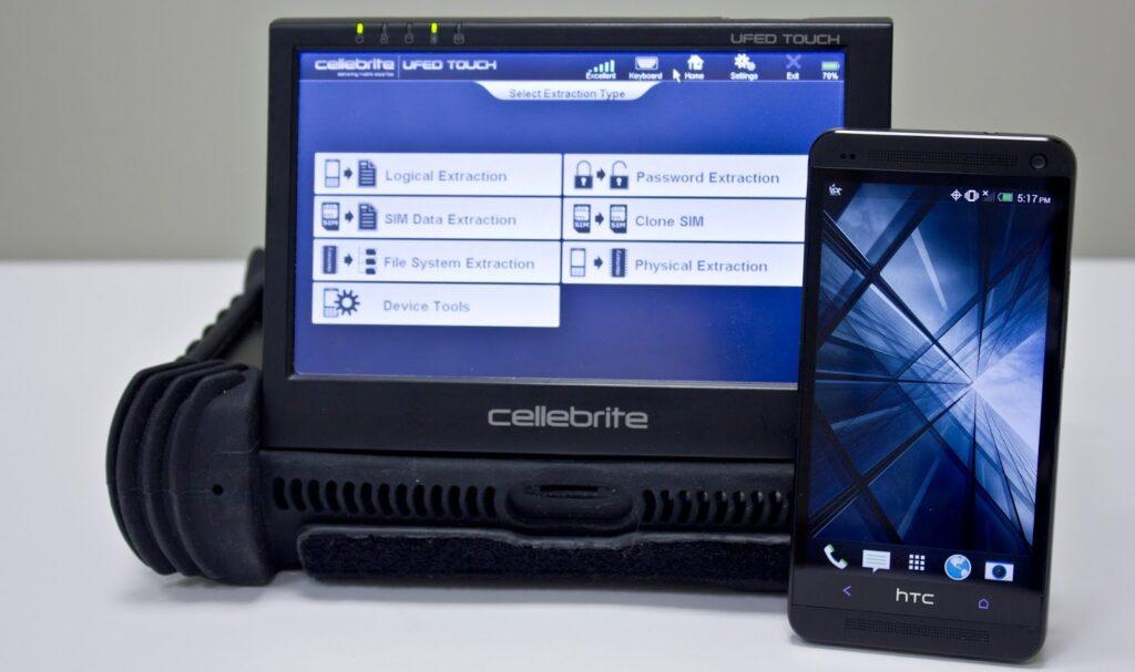 Software para investigar celulares