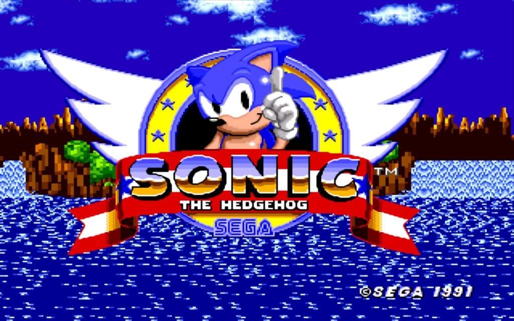 Sonic é um dos easter eggs do google