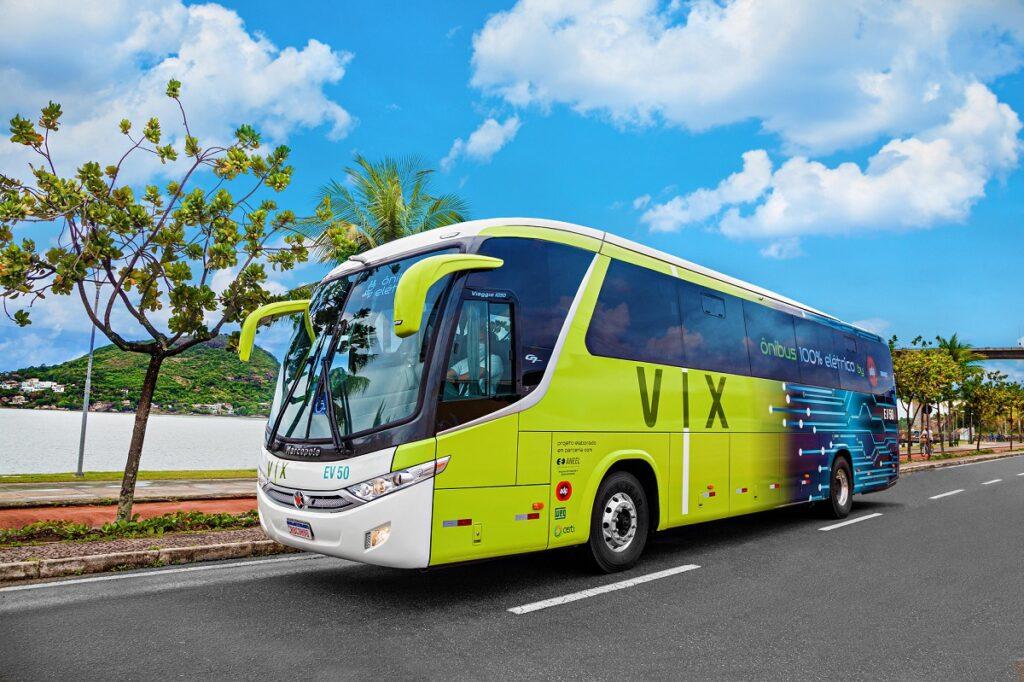 Além do carro elétrico no brasil, outra realidade é o ônibus elétrico