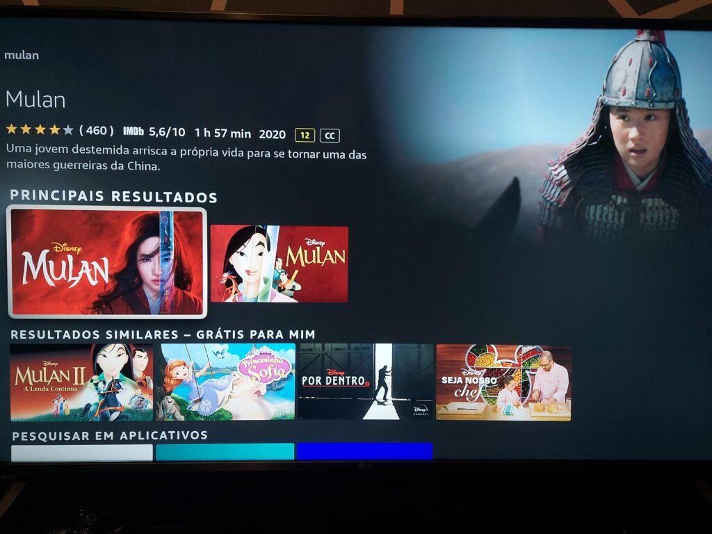 Fire tv stick 3a geração