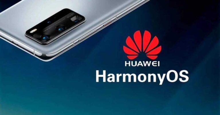 Huawei lança o Harmony OS