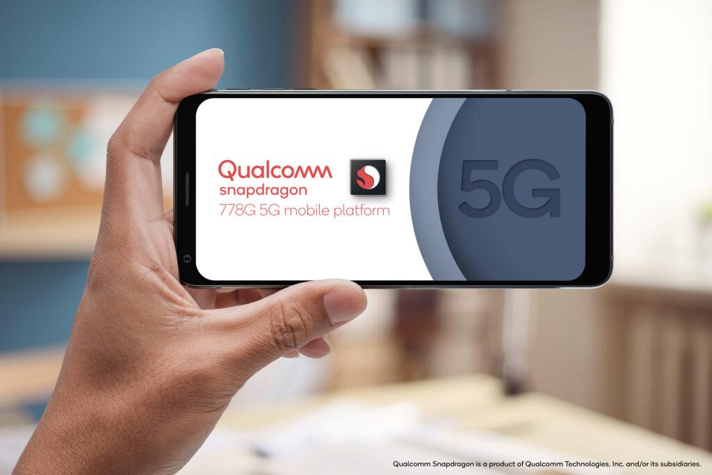 Qualcomm apresenta snapdragon 778g 5g, com recursos gamers para celulares intermediários premium. Qualcomm mostrou o snapdragon 778g 5g, que conta com funções snapdragon elite gaming, conexão 5g e possibilidade de tirar fotos e gravar vídeos com até 3 lentes simultâneamente