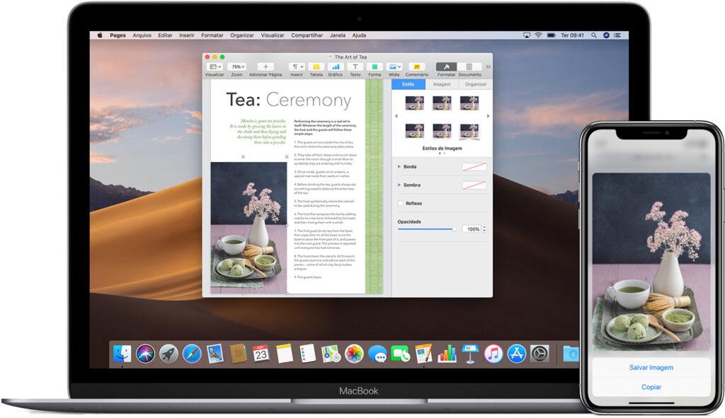 Transfira conteúdo entre ipad e iphone - dicas e truques do ipad