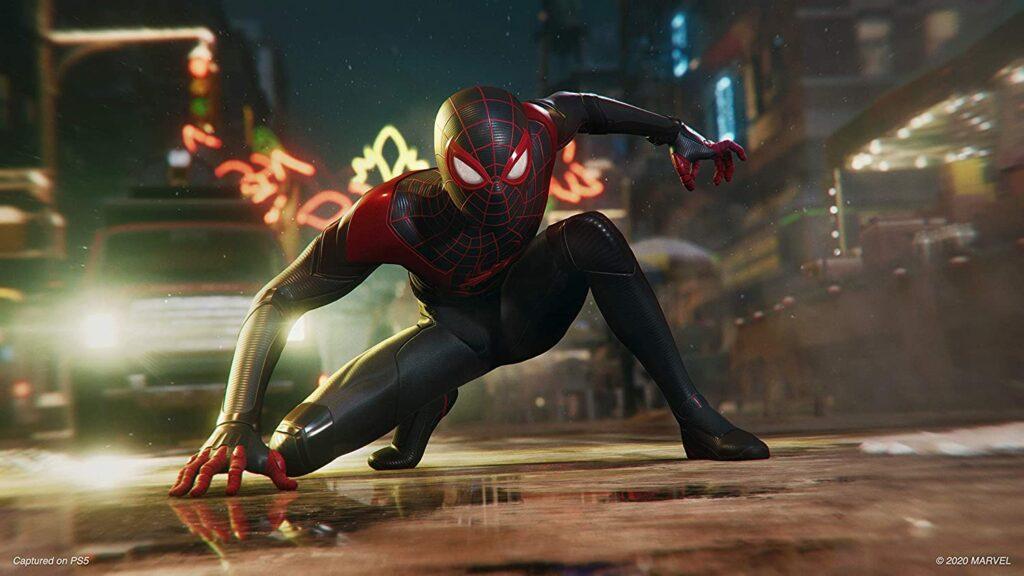 Marvel's spider-man: miles