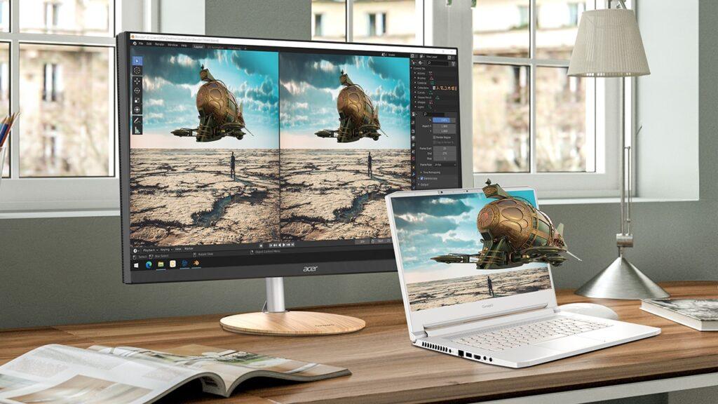 Acer anuncia novos notebooks