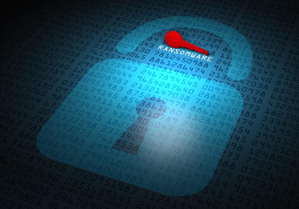 Arquivos criptografados sequestro de dados são quase impossível se recuperar sem a chave de acesso
