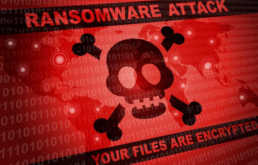 Ataque de ransomware criptografa todos os arquivos do computador