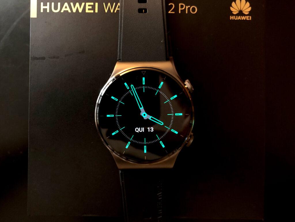 Huawei watchgt 2 pro