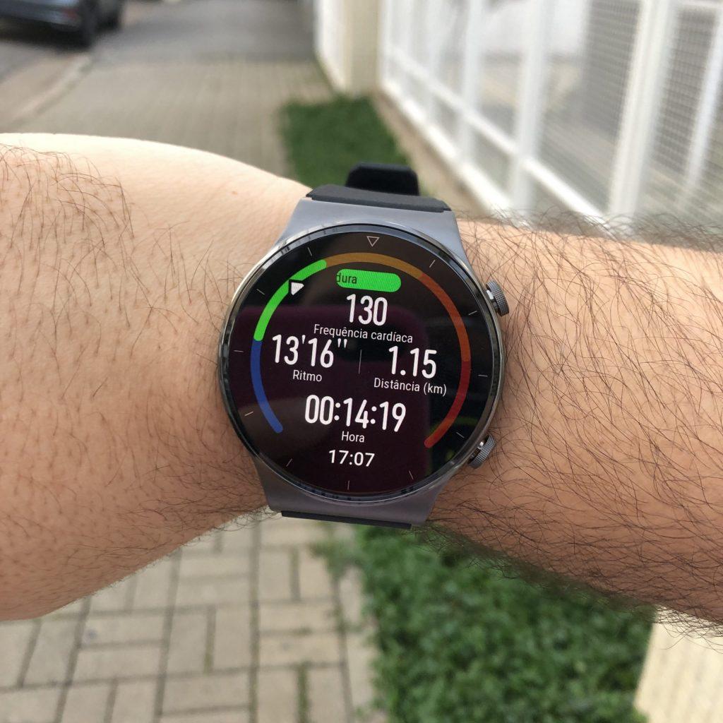 Review: huawei watch gt 2 pro é um smartwatch ótimo para treinos, para treinos. Design do huawei watch gt 2 pro é fora de série, mas o software ainda precisa evoluir
