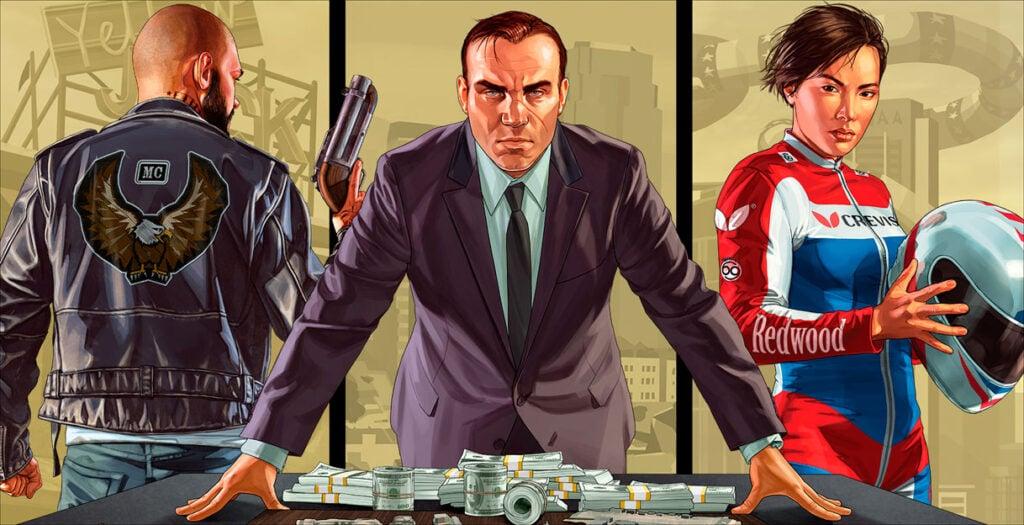 Com o kit criminal, você vai ter um atalho no gta online