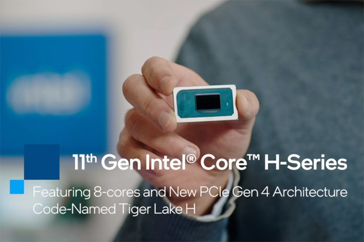 Intel h-series