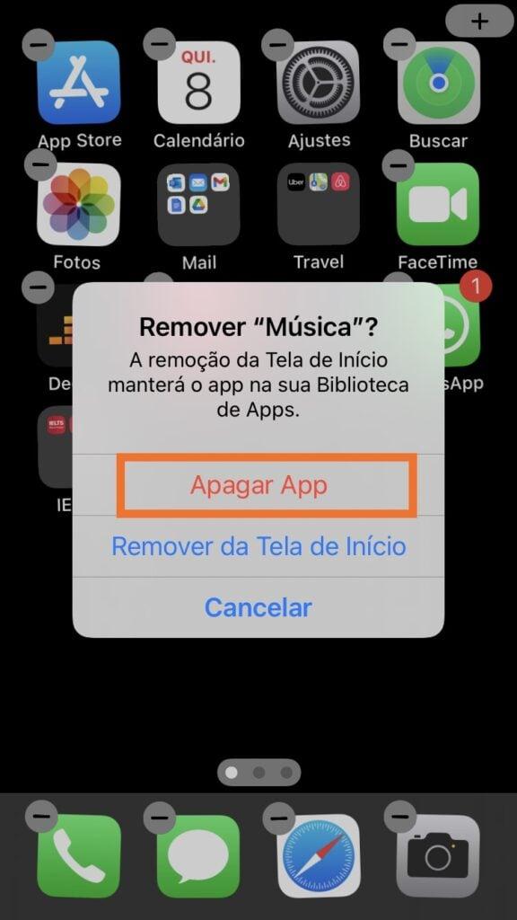 Apagar-app-iphone