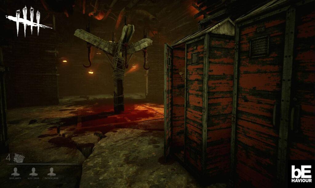 Como jogar de assassino em dead by daylight - basement