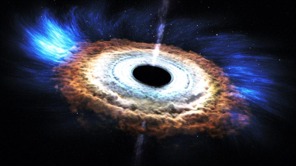 Buracos negros: no limite do conhecimento