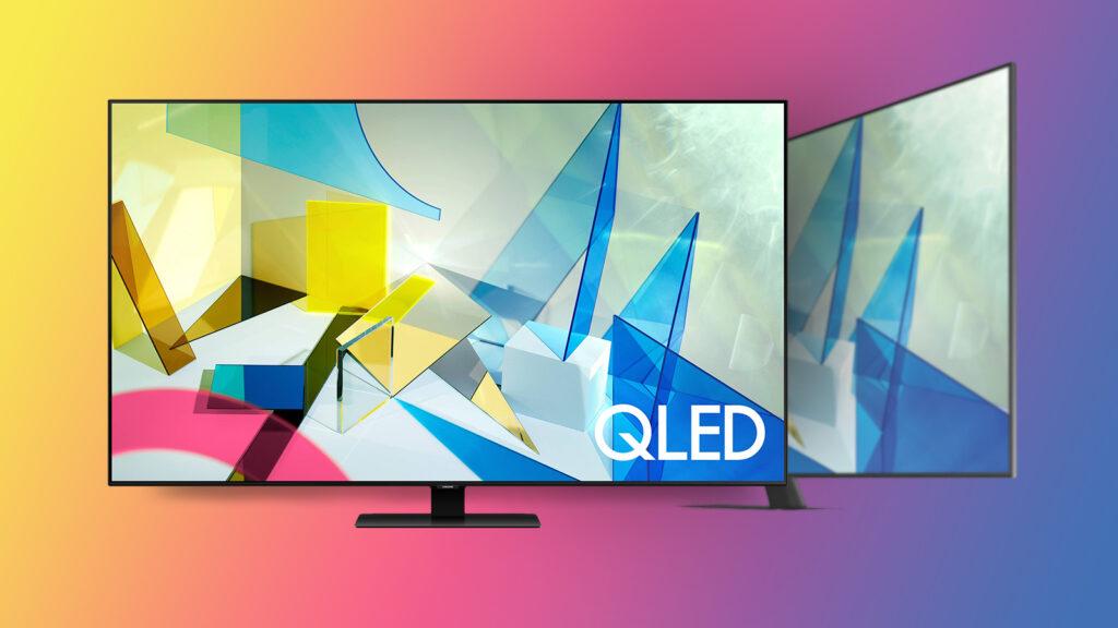 As melhores tvs para jogar no ps5 e xbox series x/s samsung q80t