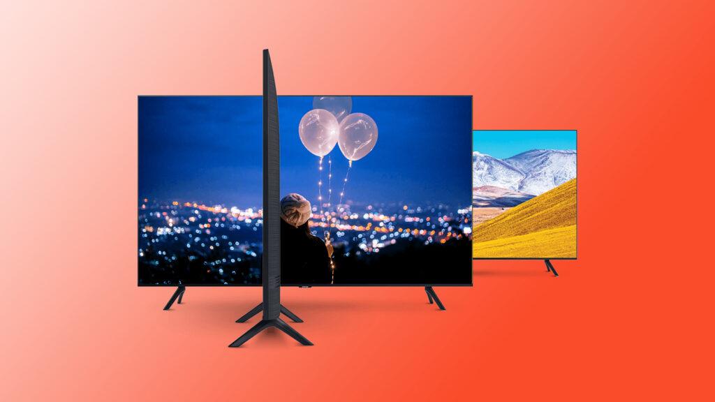 As melhores tvs para jogar no ps5 e xbox series x/s samsung crystal uhd