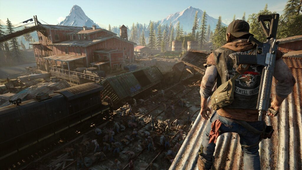 Review days gone pc