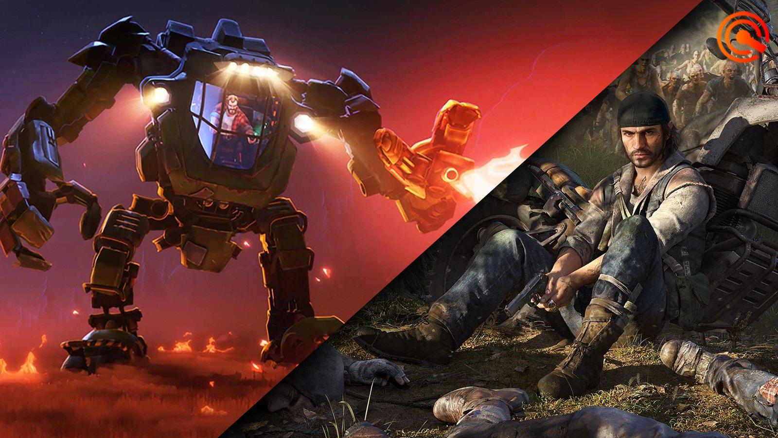 Showmecast #39: love, death & robots na netflix e days gone no pc. No 39º episódio do showmecast falamos sobre a nova temporada da série sci-fi da netflix e também de um game de ps4 que acaba de chegar para pc