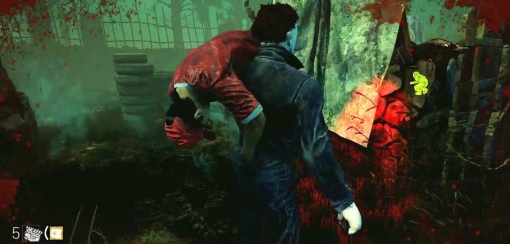 Como jogar de assassino em dead by daylight - hook