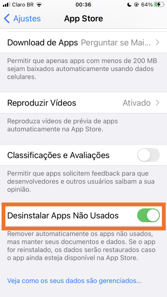Desinstalar-apps-não-usados-iphone