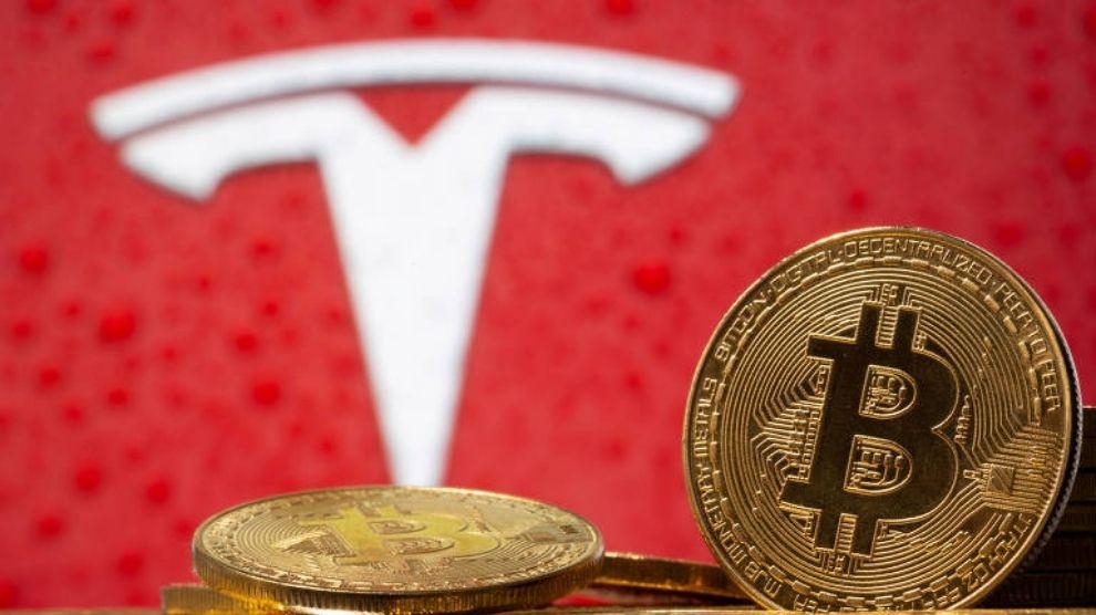 Vendas da tesla com bitcoins