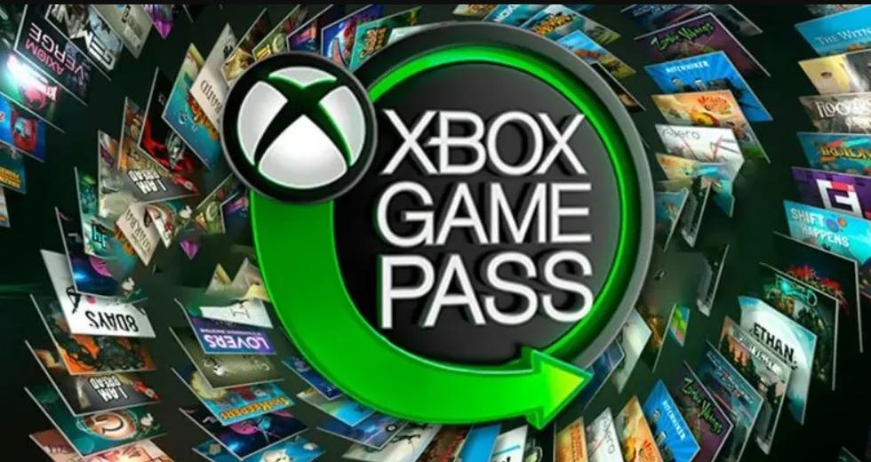 Ilustração do game pass, serviço da microsoft.