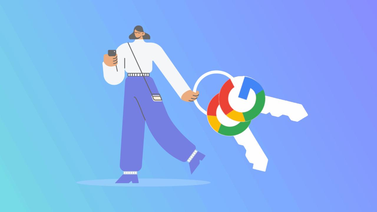 Google está construindo uma internet sem senhas. Entenda