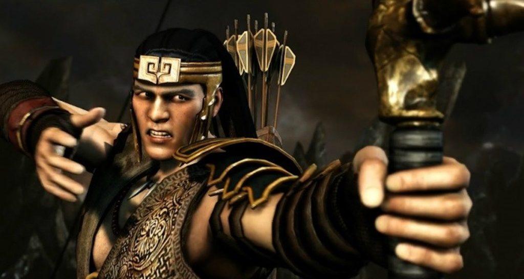 Personagens lgbt nos jogos - kung jin