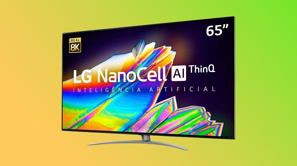 As melhores tvs para jogar no ps5 e xbox series x/s lg nano96 8k