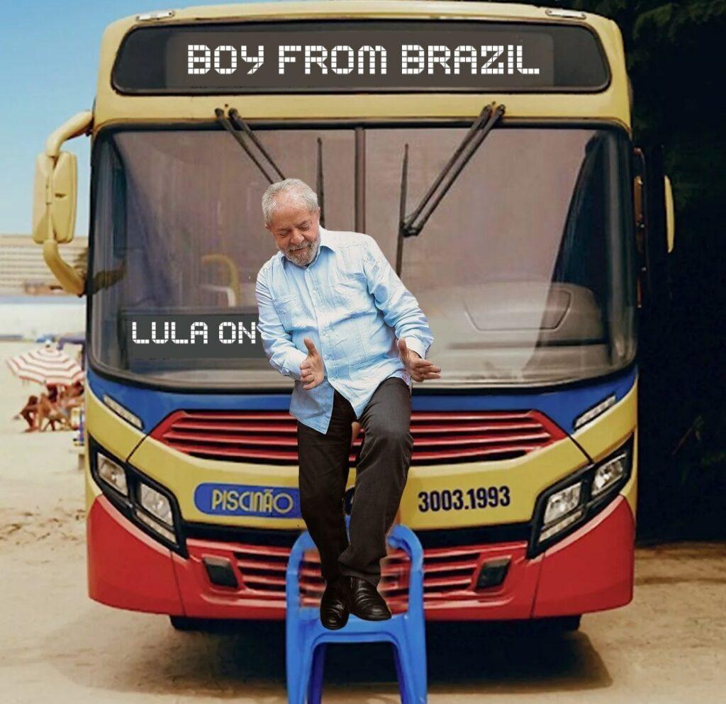 Como fazer o meme do ônibus da anitta com sua própria foto. Nesse tutorial te ensinamos a fazer sua própria versão do meme do ônibus da anitta usando sites gratuitos, e também com filtros no instagram