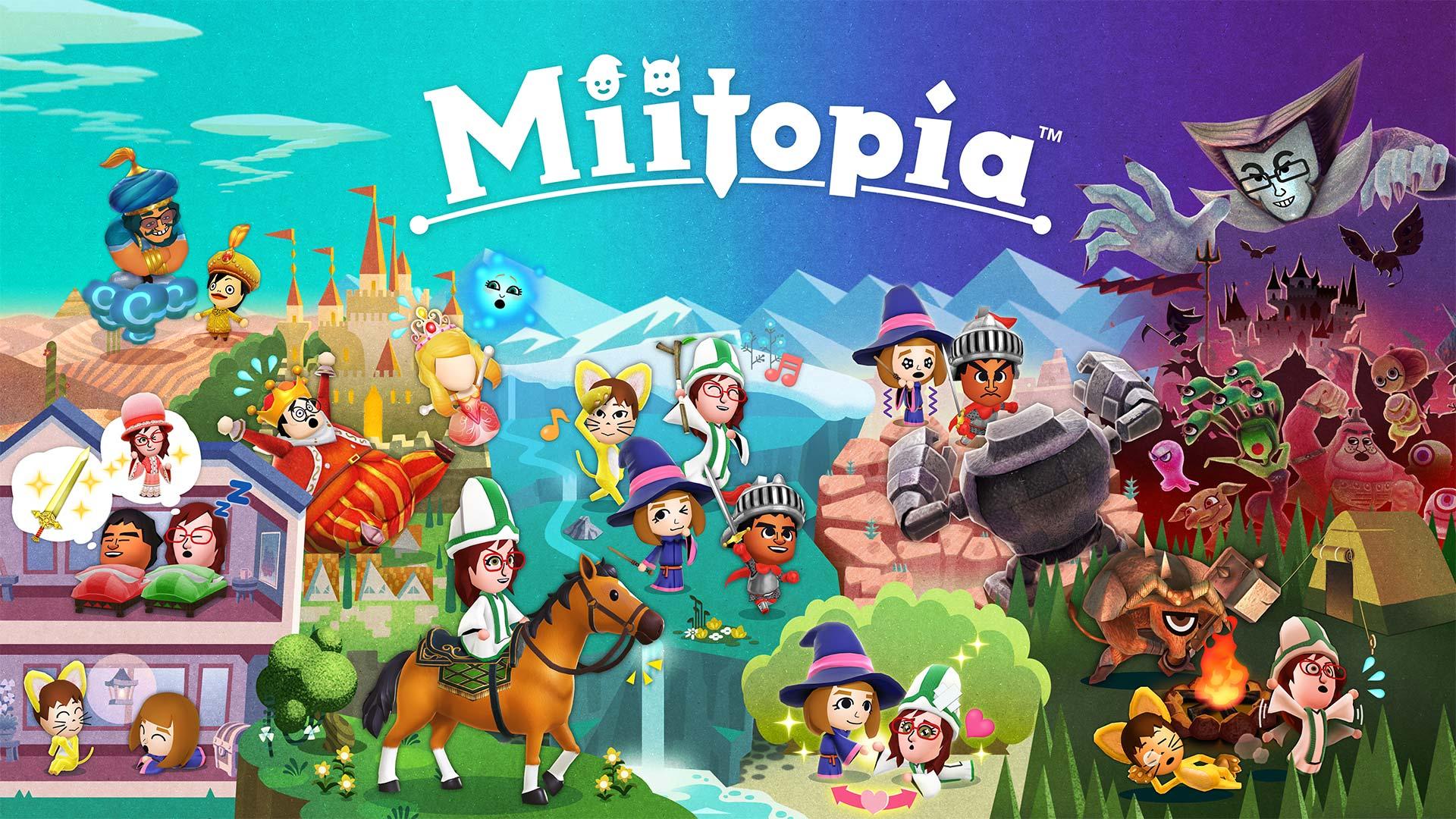 Review: miitopia - fofinho e levemente complexo. O mundo miitopia é colorido e divertido, mas esconde uma série de pequenos detalhes que fazem dele uma grande aventura