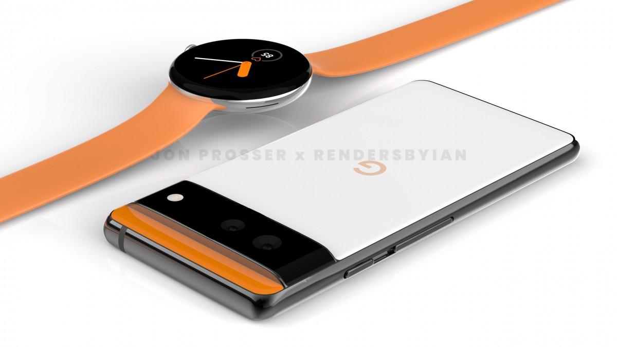Vazaram imagens do google pixel 6 e novo smartwatch do google. Confira!