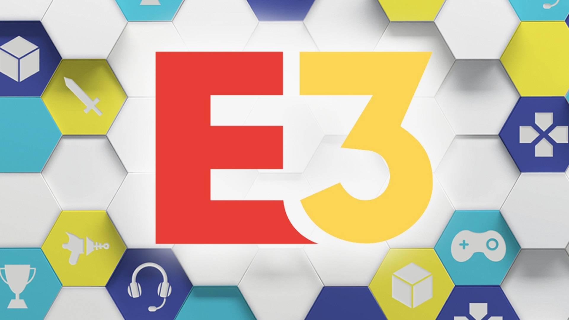 Retrospectiva e3 - imagem da logo do evento