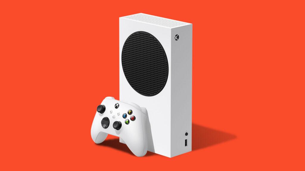 Xbox series s, a versão enxuta da nova geração.