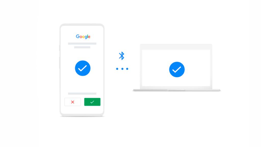 A etapa de verificação com chaves físicas, que funcionam via blueetoth, é um dos métodos que você pode utilizar, inclusive com seu smartphone.