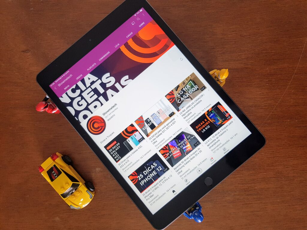 Review ipad 8