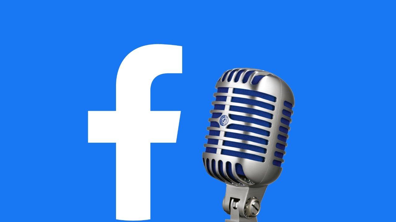 Podcasts no facebook