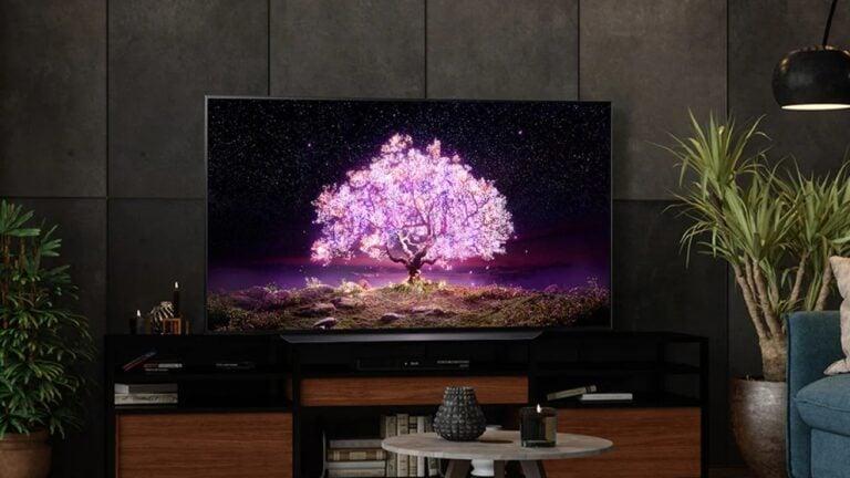 OLED TV 48C1