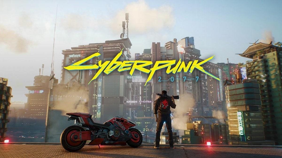 Cyberpunk 2077 retorna a playstation store