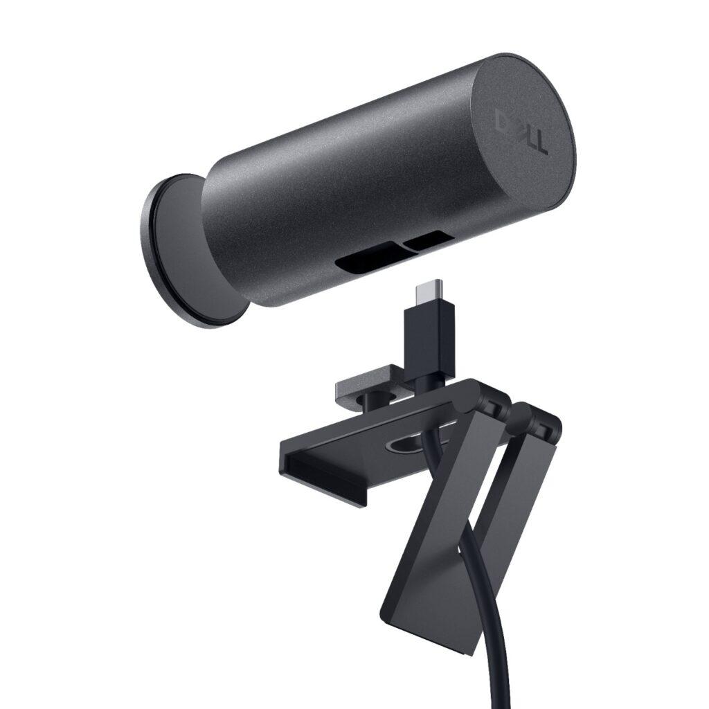 Webcam 4k da dell inspirada em câmeras profissionais chega ao brasil. A webcam 4k da dell chega com muita tecnologia, como hdr automático e inteligência artificial em suas funções